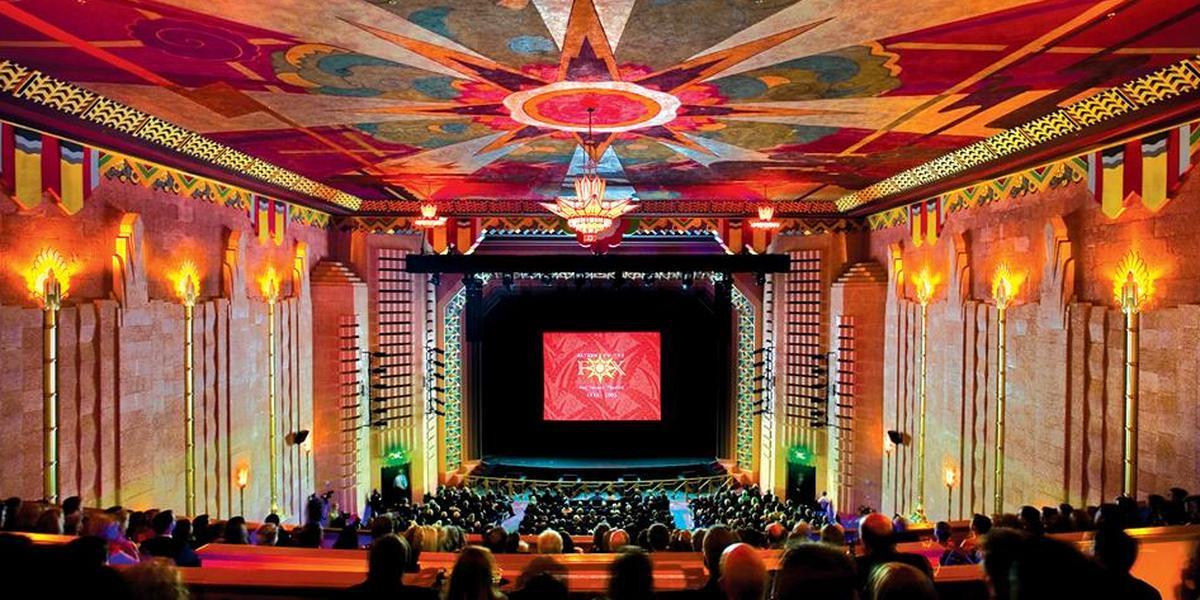 Fox Tucson Theatre Weddings | Get Prices for Wedding ...