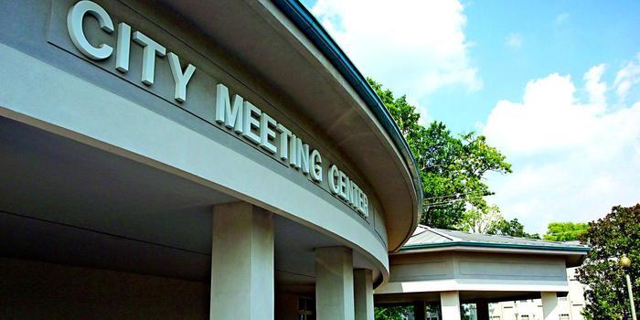 Anniston City Meeting Center wedding Birmingham
