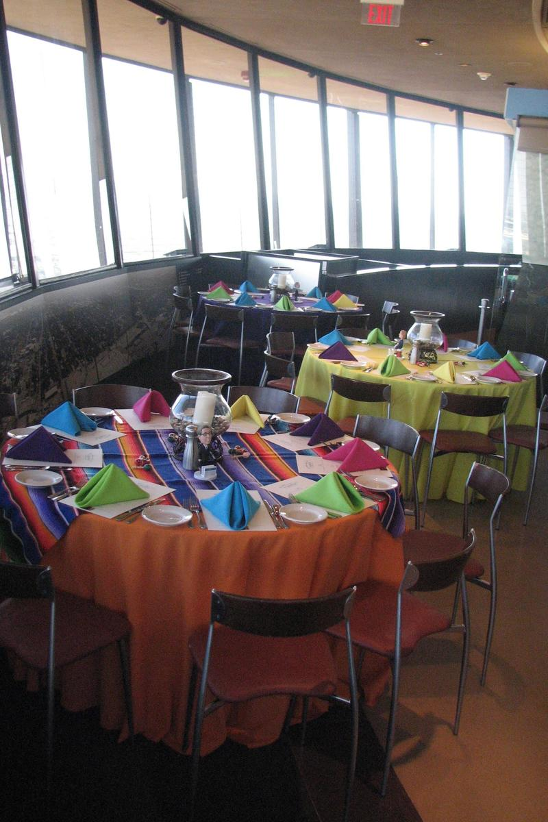 Chart House - Tower of the Americas wedding venue picture 15 of 16 - Provided by: Chart House Tower of America