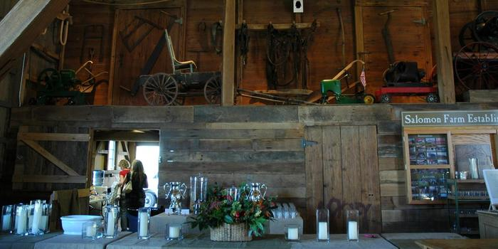 salomon farm park old barn weddings get prices for