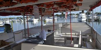 Pier Dolphin Cruises weddings in St. Petersburg FL