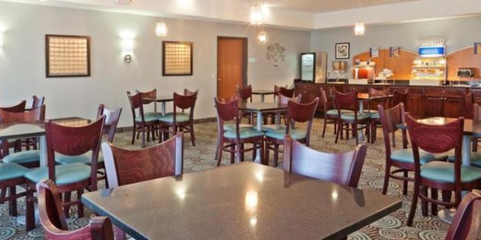 Holiday Inn Express Suites Meriden wedding New Haven