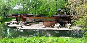 Alfred Caldwell Lily Pool weddings in Chicago IL