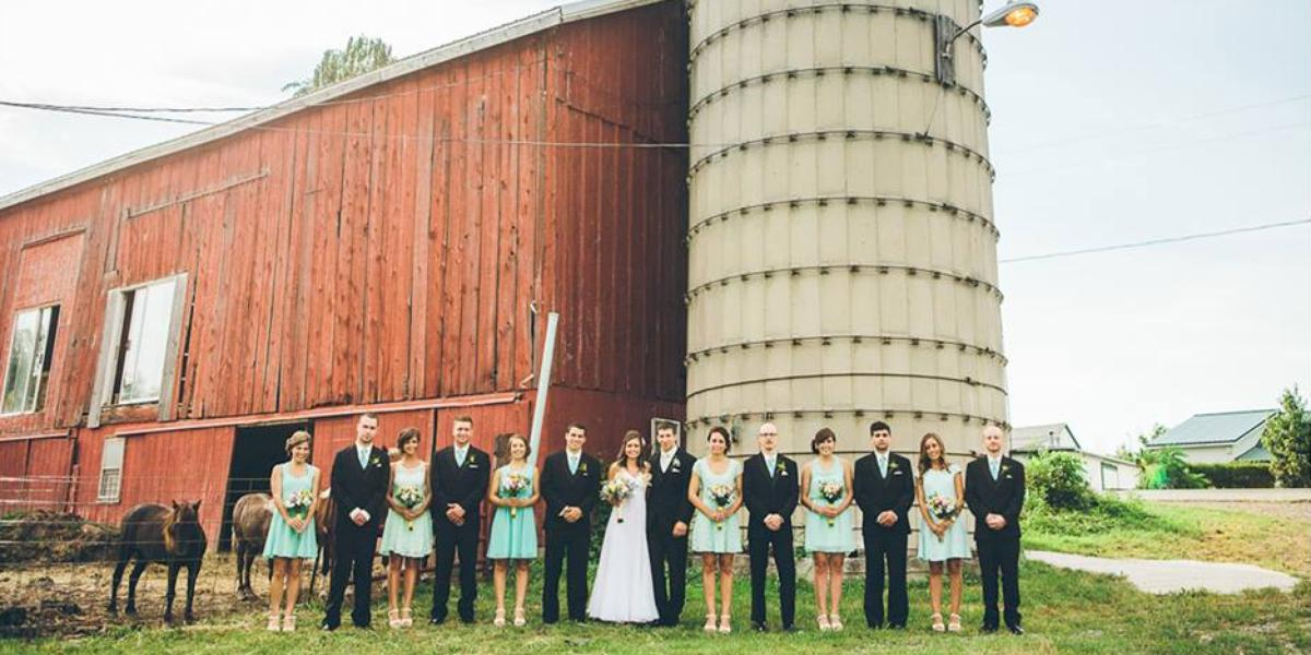 Vizcarra Vineyards At Becker Farms Weddings Get Prices For Upstate Wedding Venues In Gasport NY
