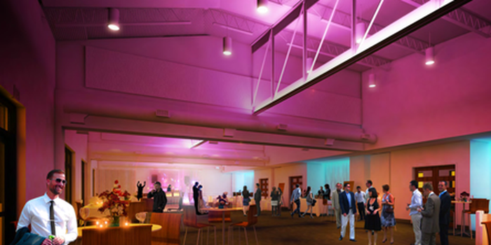 The Event Space at the Johnson County Arts and Heritage Center wedding Kansas City