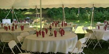 Sculptured Rocks Farm Country Inn weddings in Hebron NH