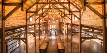 The Meadow Barn at Country Orchards weddings in Harrisburg SD