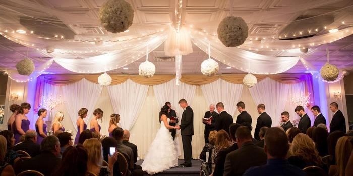 The Hampton Event Center wedding Pittsburgh