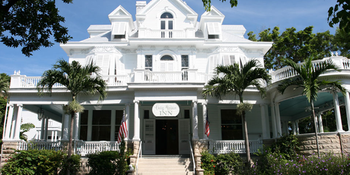 Curry Mansion Inn weddings in Key West FL