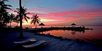Kona Kai Resort, Gallery and Botanic Garden weddings in Key Largo FL