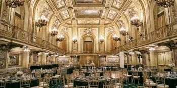 Congress Plaza Hotel Weddings in Chicago IL