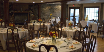Stonecroft Country Inn weddings in Ledyard CT