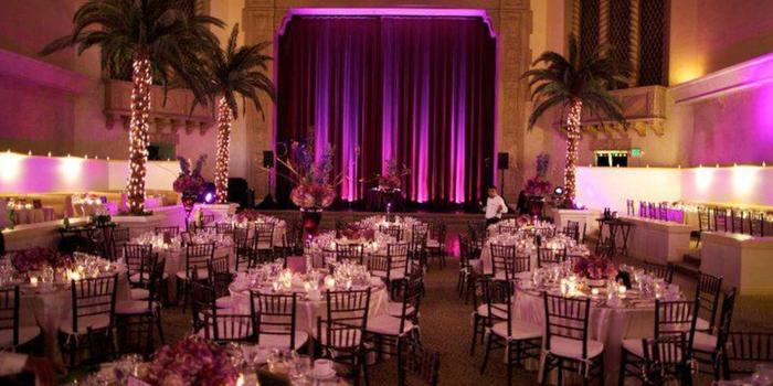 Corinthian Grand Ballroom wedding venue picture 2 of 16 - Provided by: Corinthian Event Center
