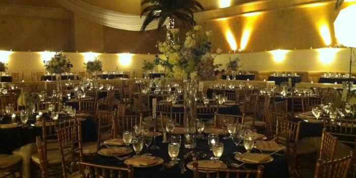 Corinthian Grand Ballroom wedding venue picture 15 of 16 - Provided by: Corinthian Event Center