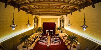 Corinthian Grand Ballroom weddings in San Jose CA