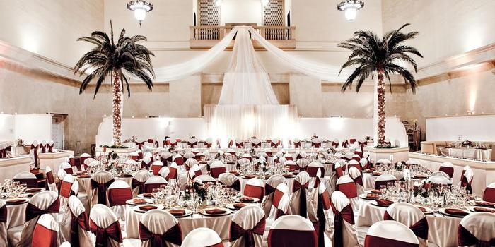 Corinthian Grand Ballroom wedding venue picture 1 of 16 - Provided by: Corinthian Grand Ballroom