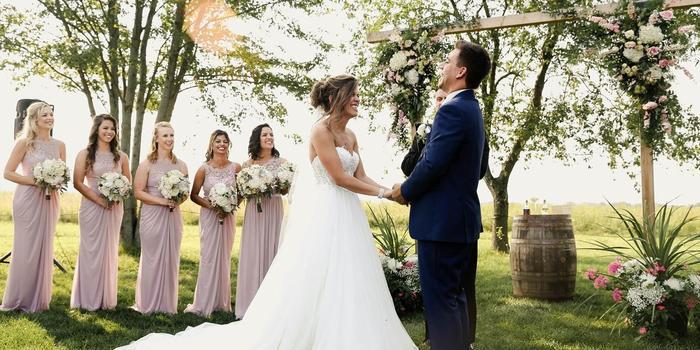 Bluestem Farm & Events wedding Chicago