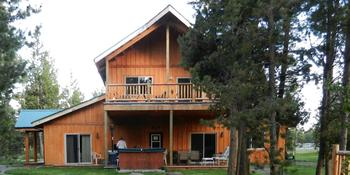 DiamondStone's Homestead Lodge weddings in La Pine OR