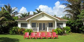 Aloha Cottages weddings in Kapa'a HI