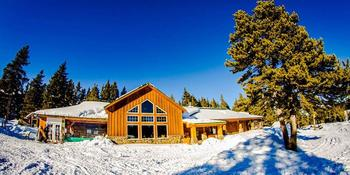 Wyoming High Country Lodge weddings in Lovell WY