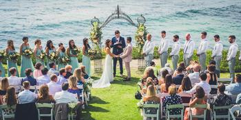 Cuvier Club weddings in La Jolla CA
