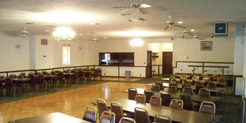 Belpre Shrine Club weddings in Belpre OH