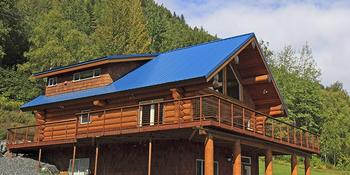 Turnagain View Lodge weddings in Indian AK