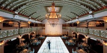 Millennium Knickerbocker Hotel weddings in Chicago IL