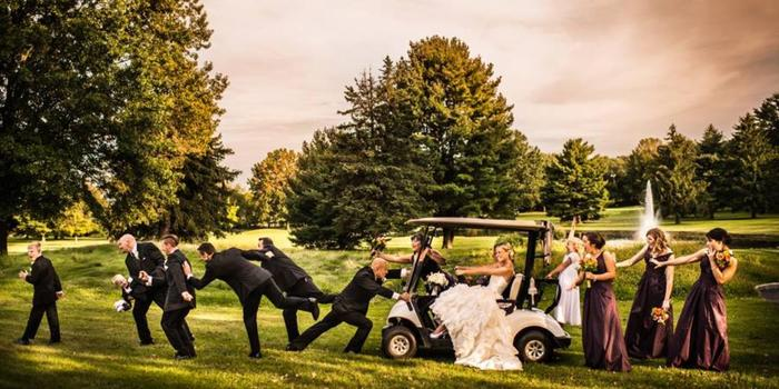 Northampton Valley Country Club wedding venue picture 8 of 16 - Photo by: Sean Marshal Lin Photography