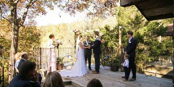 Azalea Falls Lodge weddings in Kingston AR