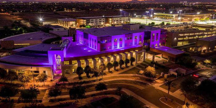 Surprise City Hall wedding Phoenix/Scottsdale