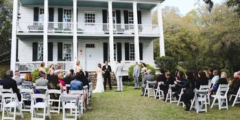 Hopsewee Plantation weddings in Georgetown SC