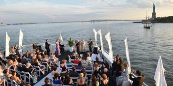 Aqua Azul Yacht weddings in New York NY