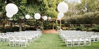 The Secret Garden at Rancho Santa Fe weddings in Rancho Santa Fe CA