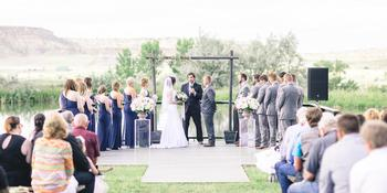Camelot Ranch weddings in Billings MT