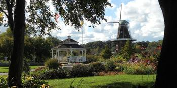 Windmill Island Gardens weddings in Holland MI