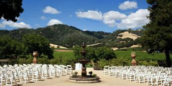 Soda Rock Winery weddings in Healdsburg CA