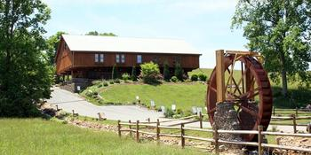 Barn Event Center of the Smokies weddings in Townsend TN