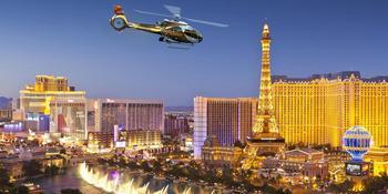 Sundance Helicopters weddings in Las Vegas NV