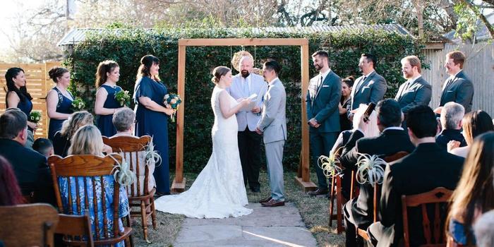 The Carrington wedding Austin