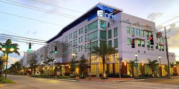 Aloft Delray Beach weddings in Delray Beach FL