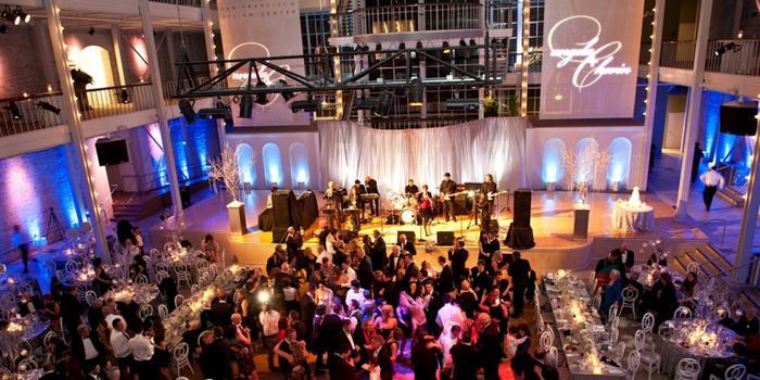 San Francisco Design Center Galleria wedding San Francisco