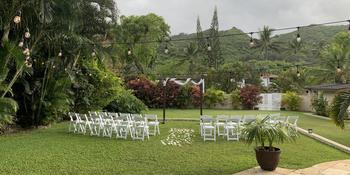 Hale Lokahi weddings in Oahu HI