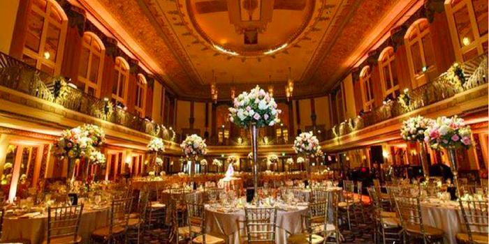 Hilton Cincinnati Netherland Plaza Weddings Get Prices For Wedding