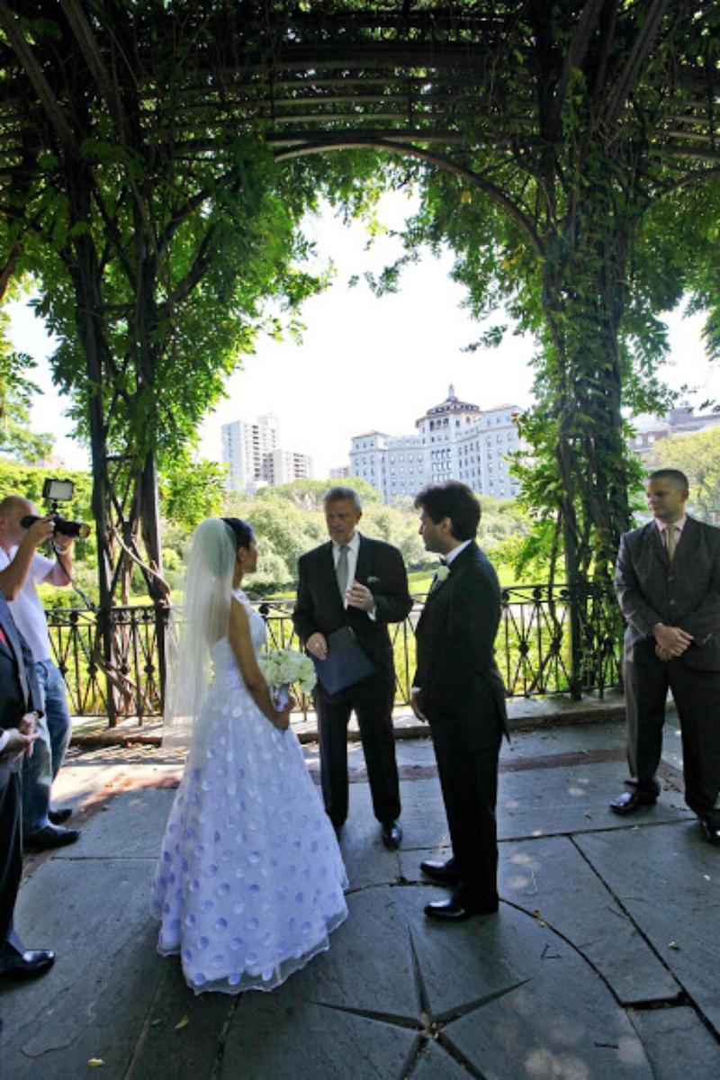 Conservatory Gardens Weddings