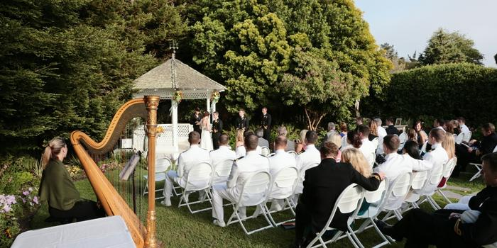 Cambria Pines Lodge wedding venue picture 4 of 6 - Photo by: Debbie Markham Photography