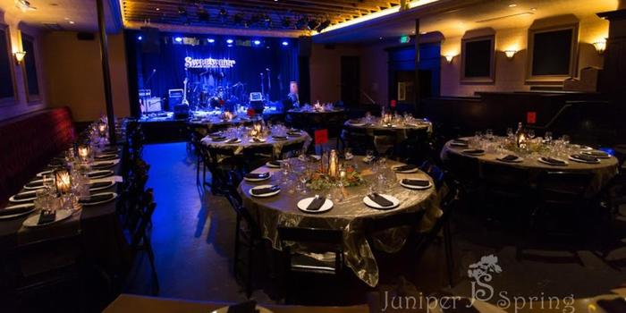 Sweet Water Music Hall wedding venue picture 2 of 9 - Photo By: Juniper and Spring Photography
