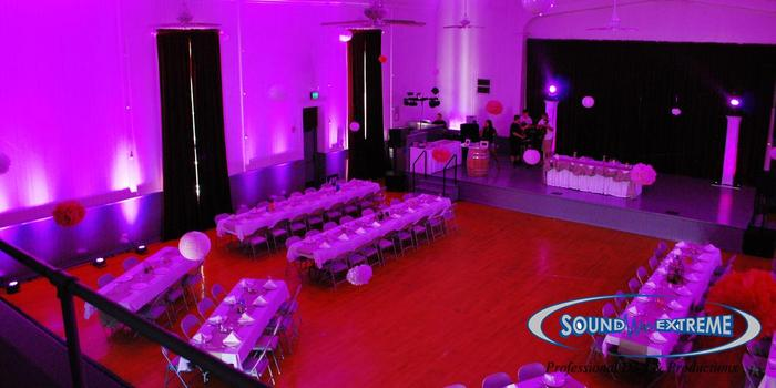 Sonora opera hall wedding