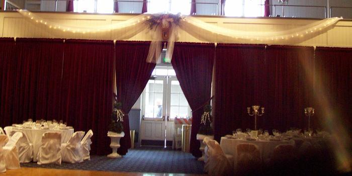 Sonora opera hall wedding
