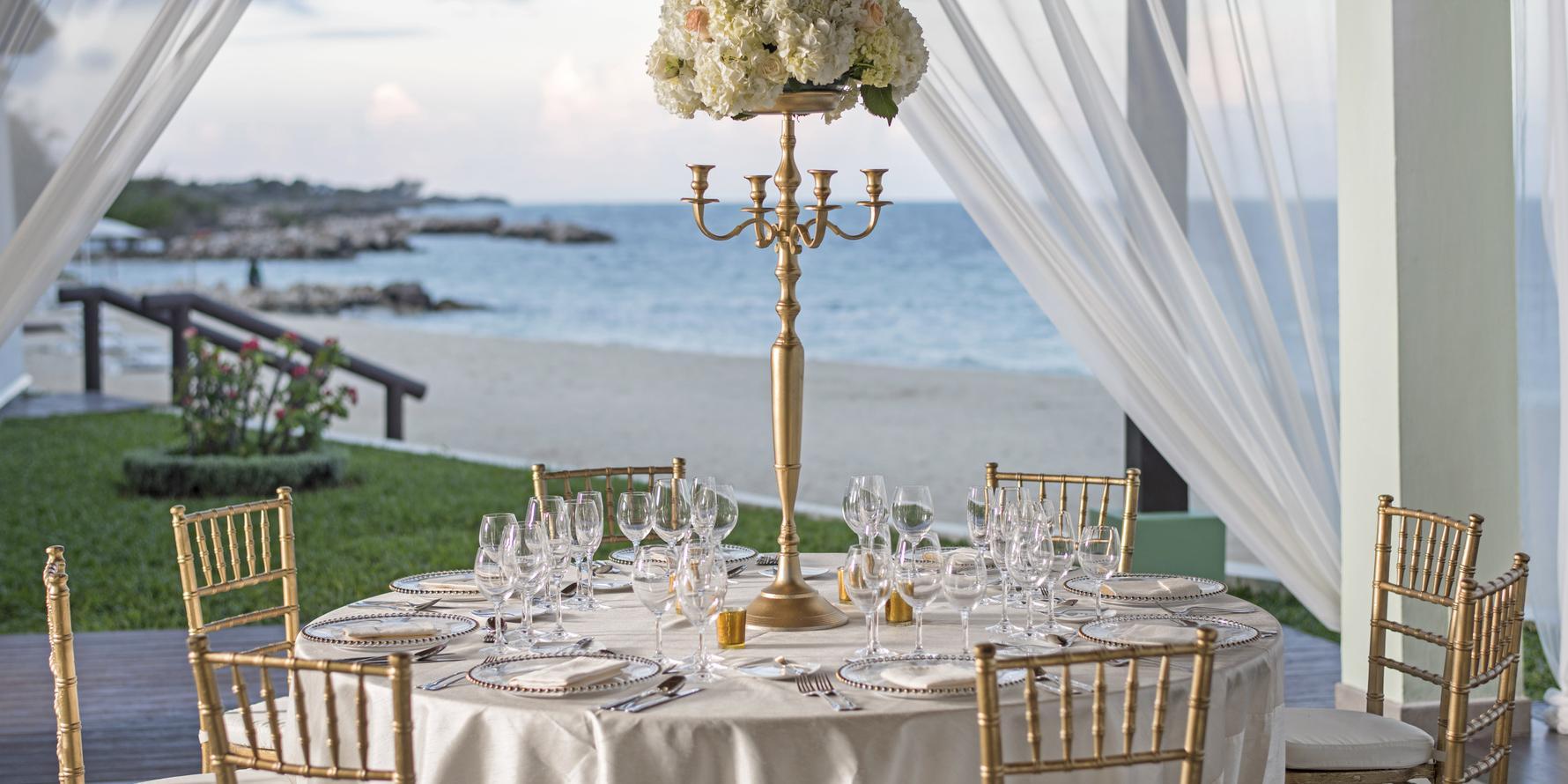 Iberostar Grand Hotel Rose Hall Weddings Top Wedding